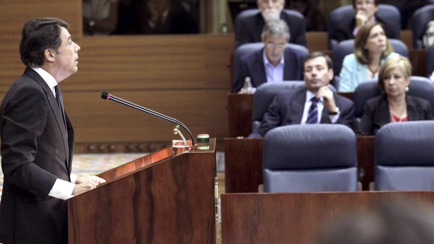 La Asamblea de Madrid vota hoy la investidura de Ignacio González
