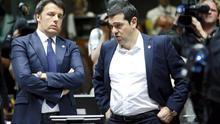 """El Gobierno griego llama a la calma frente a las críticas de la oposición: """"Los cajeros tendrán efectivo"""""""