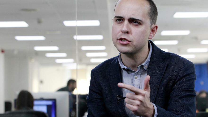 Delegado del Área de Gobierno de Desarrollo Urbano Sostenible del Ayuntamiento de Madrid.