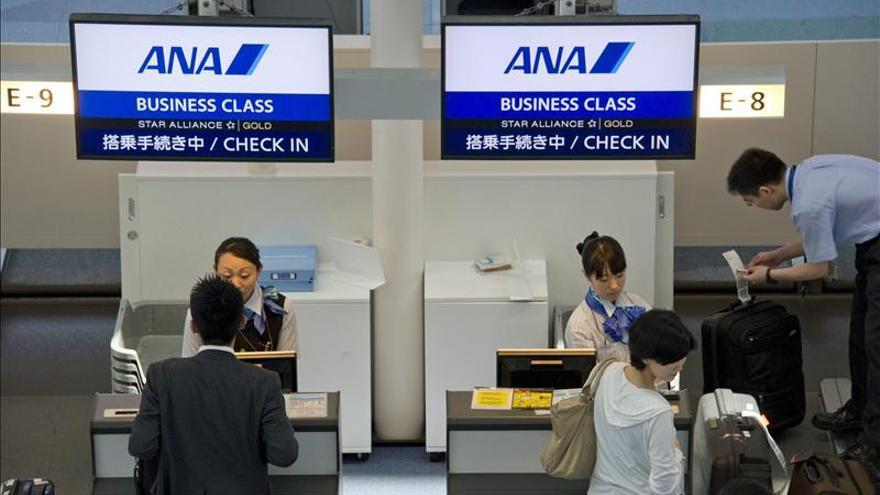 La aerolínea ANA mantiene su previsión de beneficios pese a los problemas del 787