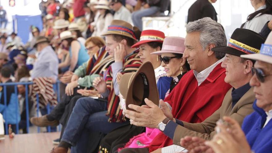 Mama Negra, simbiosis de culturas indígena, española y africana en Ecuador
