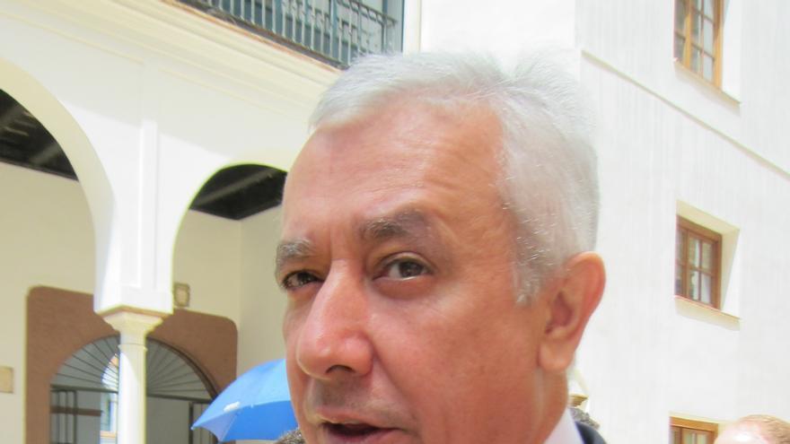"""Arenas dice que el PP """"siempre"""" respeta las decisiones judiciales, tanto si les gustan como si no"""