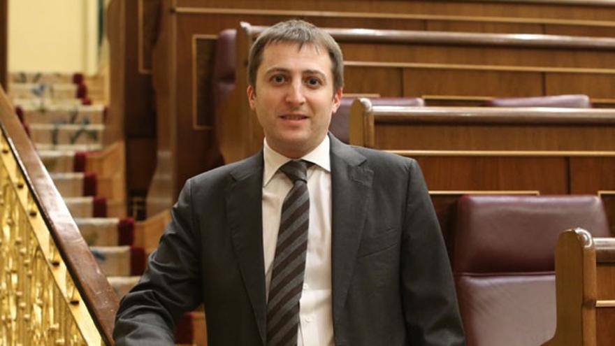 Germán Rodríguez, jefe de Gabinete del ministerio de Sanidad