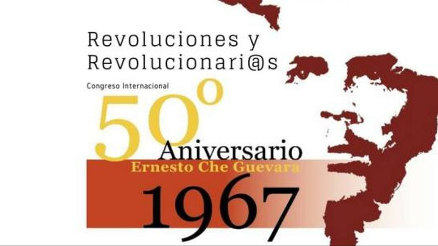 Cartel del congreso internacional.