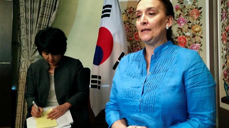 La vicepresidenta argentina inicia su viaje de tres días a Japón