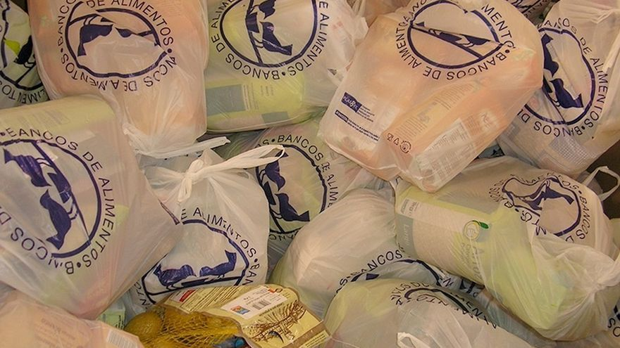 """El Banco de Alimentos de Bizkaia organiza la """"Gran Recogida"""" para los días 27 y 28 de noviembre"""