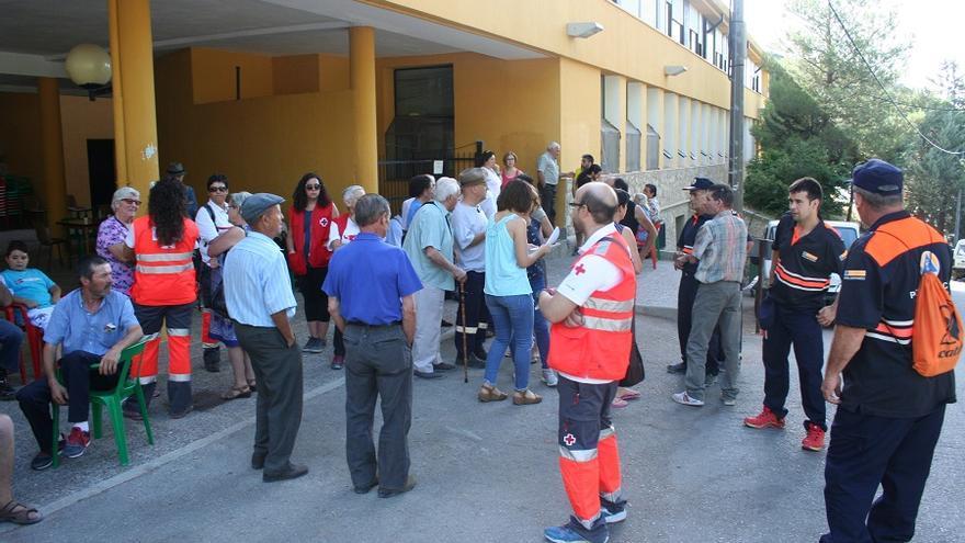 Yeste y Molinicos, un año después del incendio que mantuvo en vilo a la región