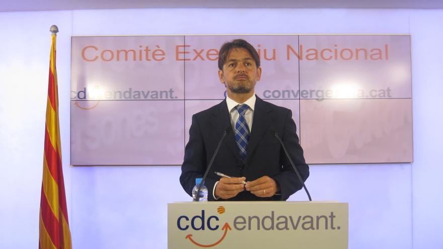 """Oriol Pujol (CiU) cree que Rajoy apela a la Constitución como """"excusa"""" para decir no al pacto fiscal"""