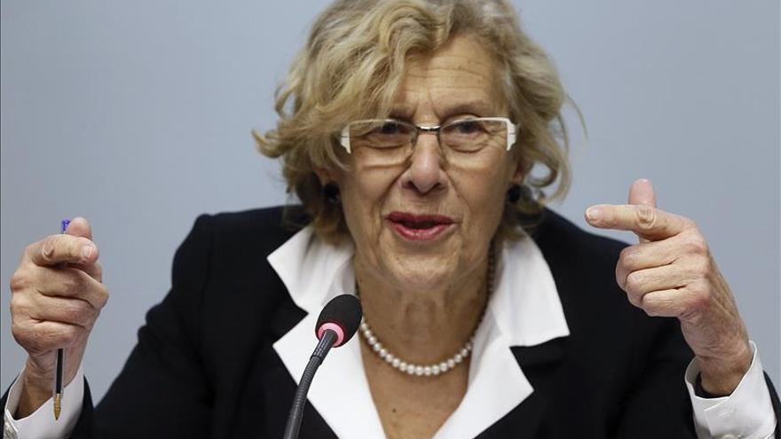 La alcaldesa de Madrid, premio Dulcinea de las afectadas por cáncer de mama