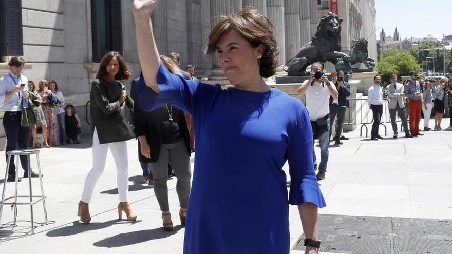 """Santamaría ofrece una candidatura de """"humildad, responsabilidad e integridad"""""""