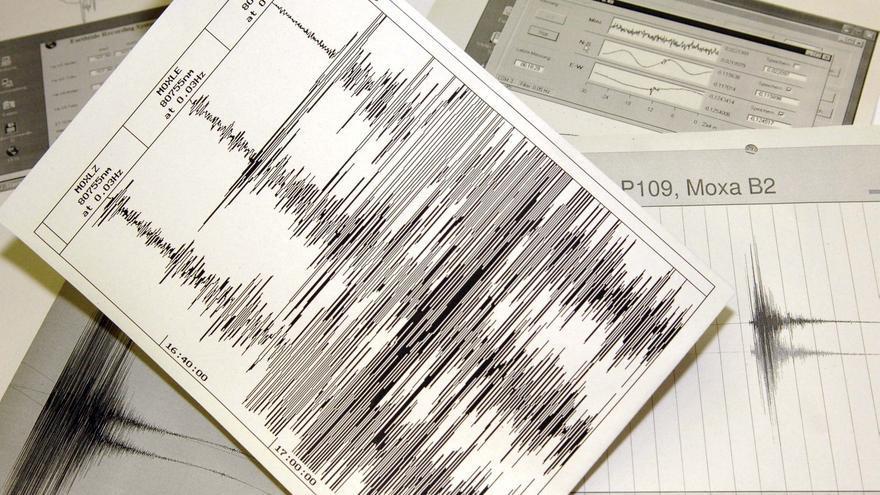 Enjambre sísmico frente a las costas de la provincia ecuatoriana de Manabí