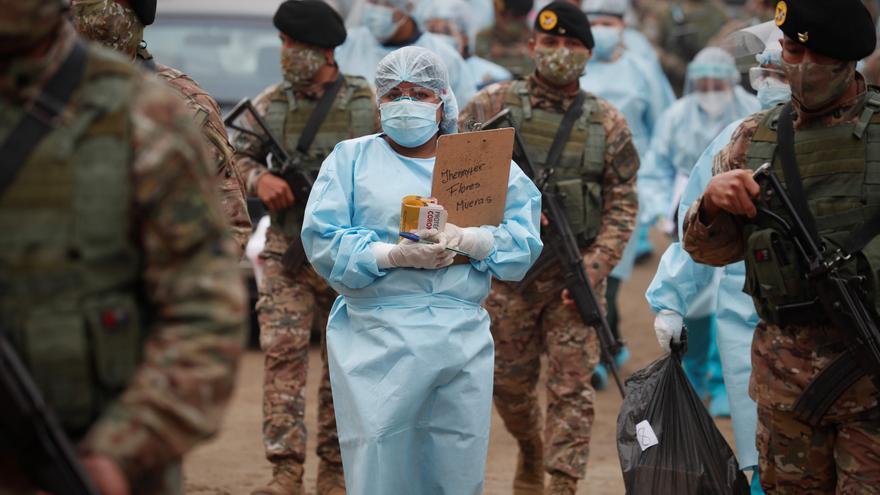 Perú llega a 946.087 casos e inicia un estudio de prevalencia en Lima y Callao