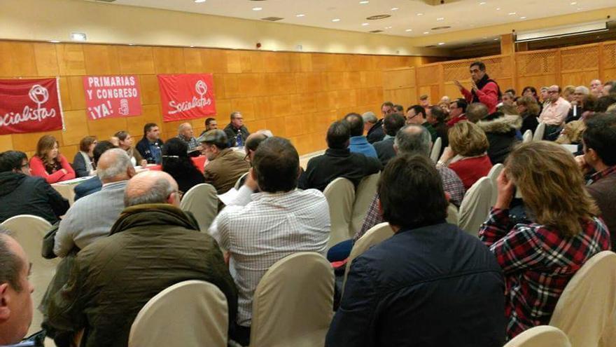 Plataforma militantes en pie Ciudad Real