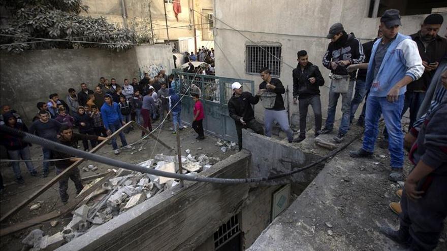 Israel derriba la vivienda de un palestino que mató a dos personas en 2014