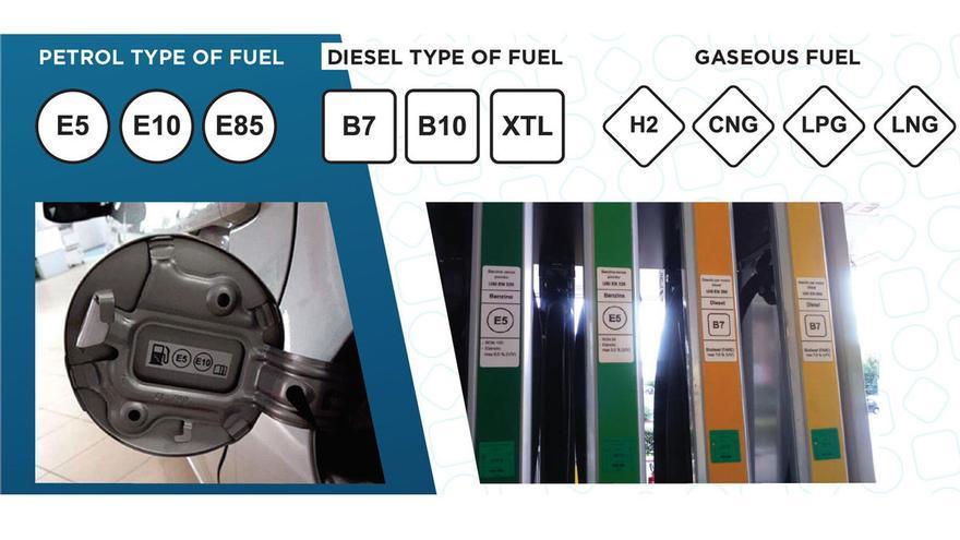 Imagen cedida por la Agrupación Española de Vendedores al por menor de carburantes y combustibles