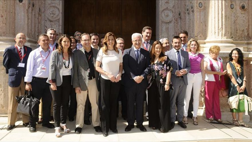 El Parlamento andaluz aprueba por unanimidad la Ley de Transparencia Pública