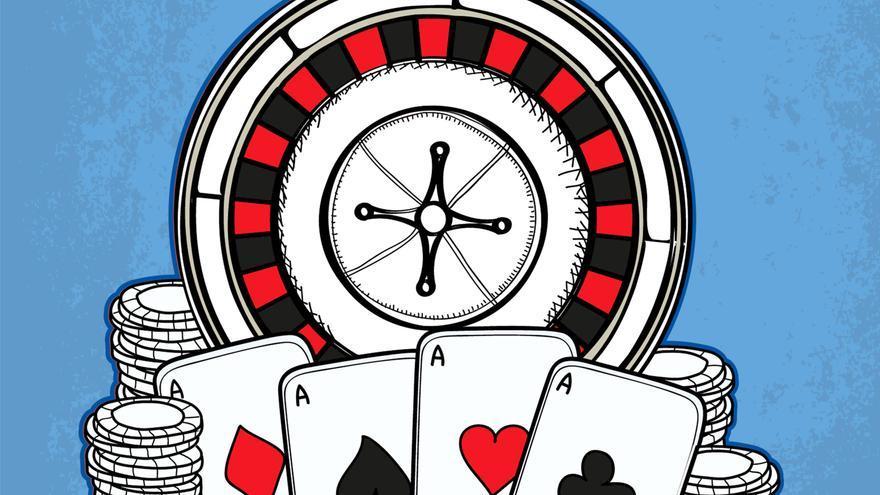 El casino online ya factura más que el póquer.