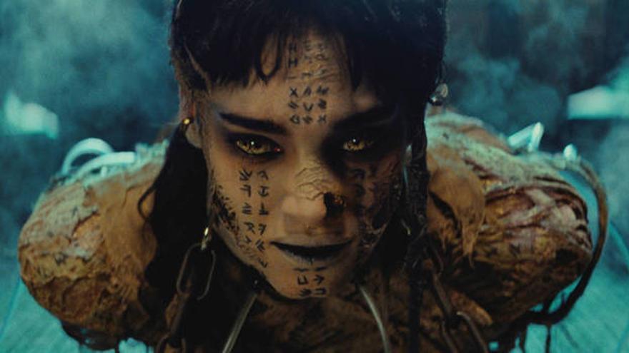 'La momia', la primera parte de la nueva saga de monstruos de Universal