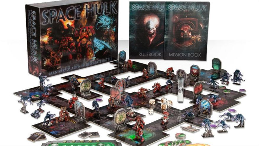 Analisis Space Hulk Ascension La Faceta Mas Claustrofobica De