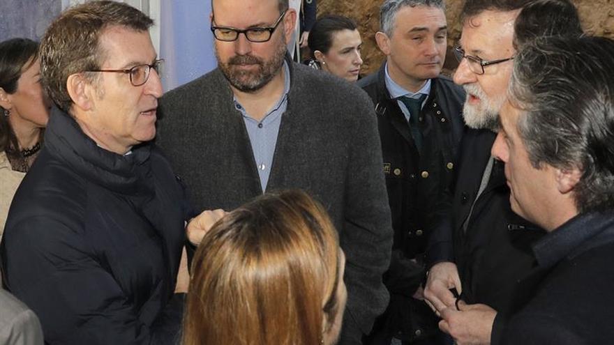 """Rajoy espera """"sensatez"""" en Cataluña para disipar el único riesgo de la economía"""