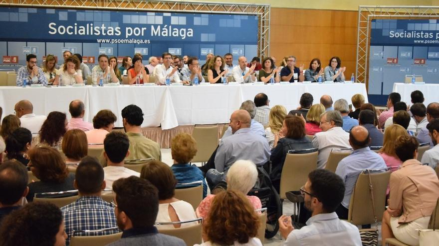 El PSOE presenta una única lista de 62 delegados para el congreso provincial extraordinario de este sábado
