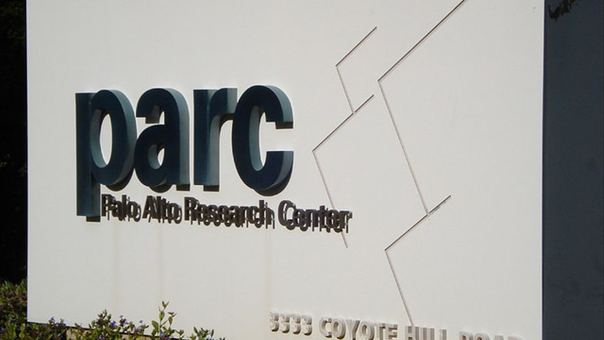 Jack Goldman y Alan Kay fundaron Xerox Parc en 1970