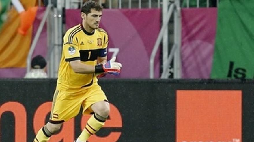 Iker Casillas Selección Española
