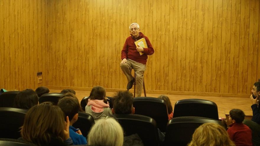 Galaroza, Castaño del Robledo e Higuera acogen el Festival de narración oral 'La Sierra Encuentada'