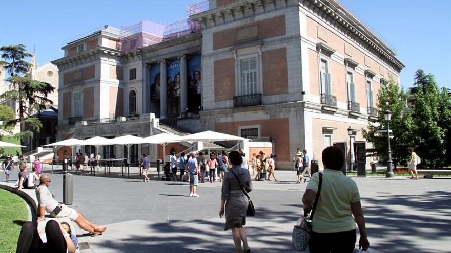 Una aplicación guiará a visitantes del Prado, el Thyssen y el Reina Sofía