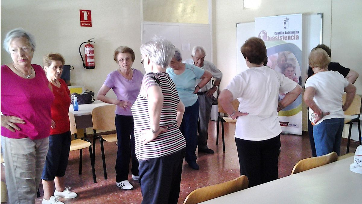 Envejecimiento activo Castilla-La Mancha