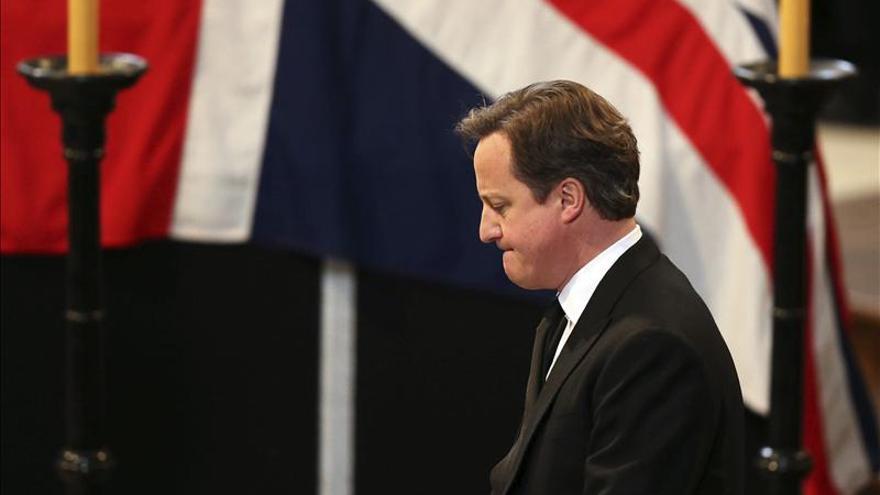 Un mayor control de la inmigración, entre las prioridades de Cameron