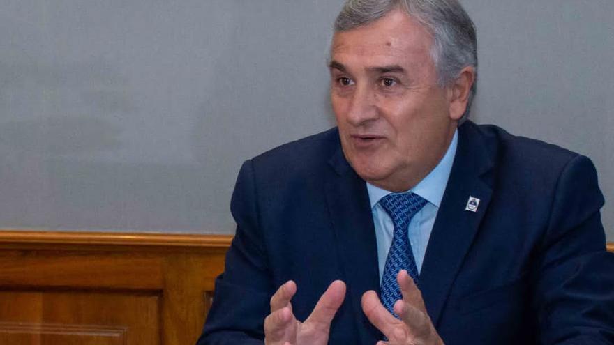 El gobernador jujeño marca diferencias entre los opositores con y sin responsabilidad de gestión.