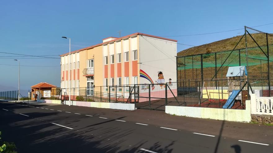 Centro de Educación de Infantil y Primaria (CEIP)  Lodero, en Villa de Mazo.
