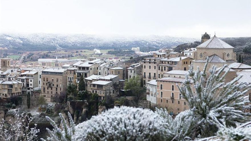 Cuenca, entre los cien destinos recomendados en 2017, según un buscador de hoteles