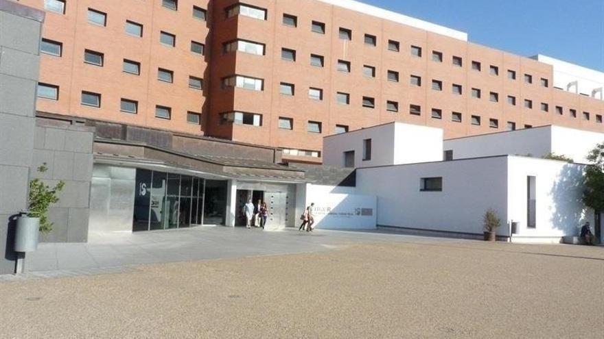 Hospital de Ciudad Real FOTO: JCCM