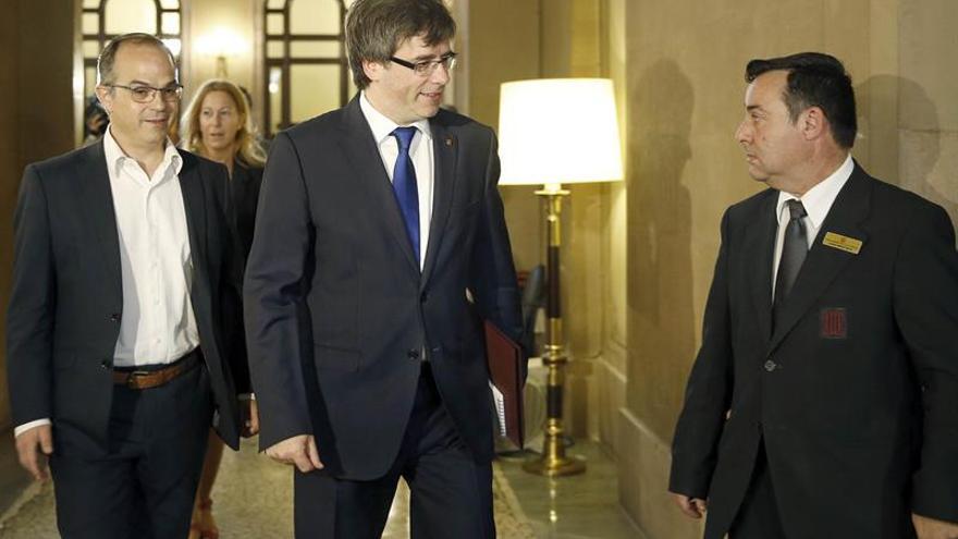 Puigdemont dará por roto el pacto con la CUP cuando se consume su veto
