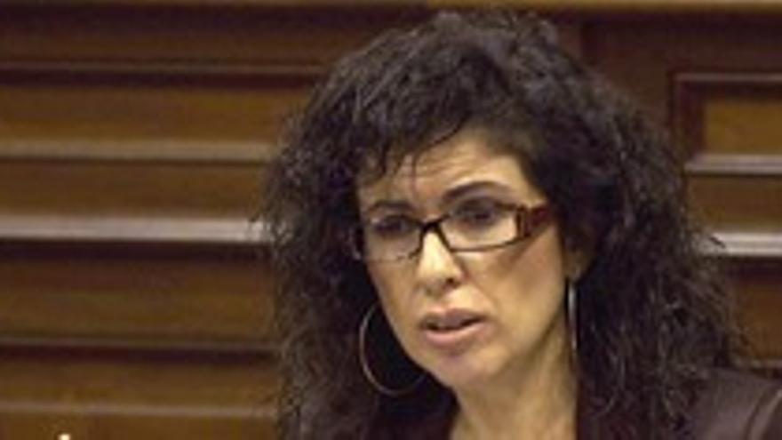 Gloria Gutiérrez.