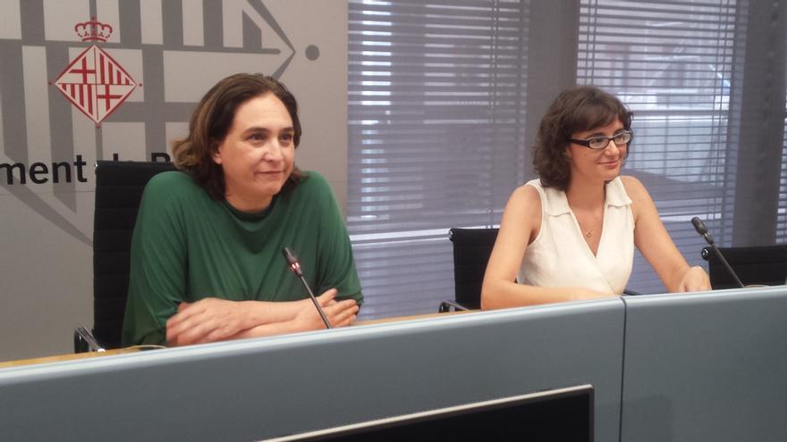 """Colau pide al Govern que """"no traslade sus obligaciones y compromisos"""" del 1-O a ayuntamientos"""
