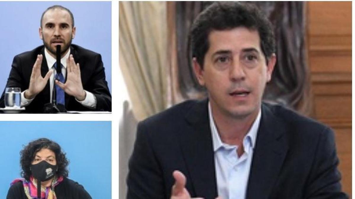 Guzmán, Vizzotti y De Pedro, algunos de los ministros que siguen en el Gabinete de Alberto Fernández