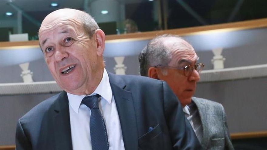 """Francia pide que la """"no injerencia"""" sea un principio """"básico"""" en el Líbano"""
