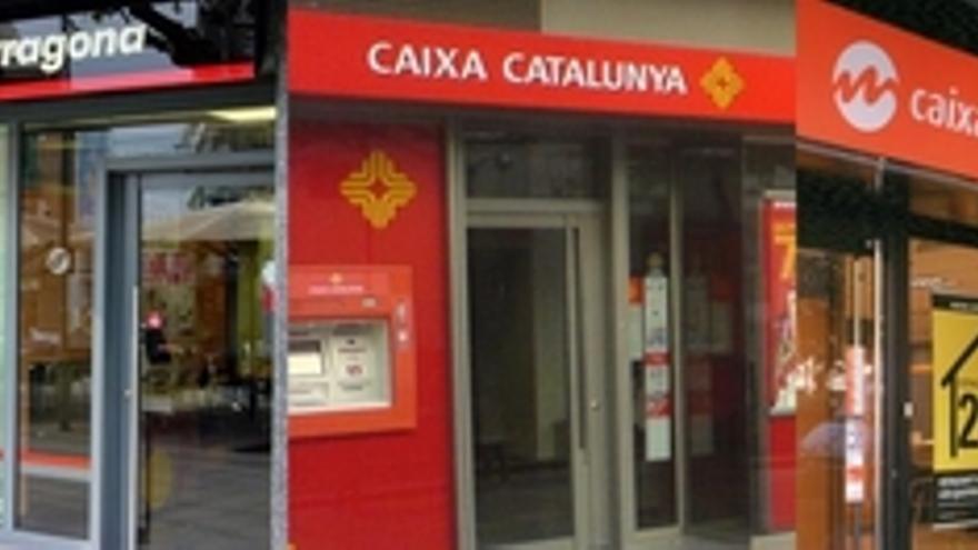Cajas Catalunya, Tarragona y Manresa