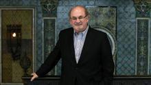 """Salman Rushdie: """"Me encantaba Homeland, pero la primera temporada solamente"""""""