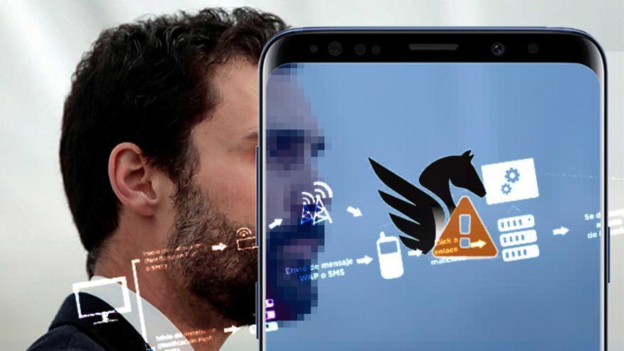 El presidente del Parlament, Roger Torrent, fue espiado con el software Pegasus