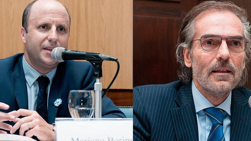 Revelan que los jueces Borinsky y Hornos visitaban a Macri en Olivos