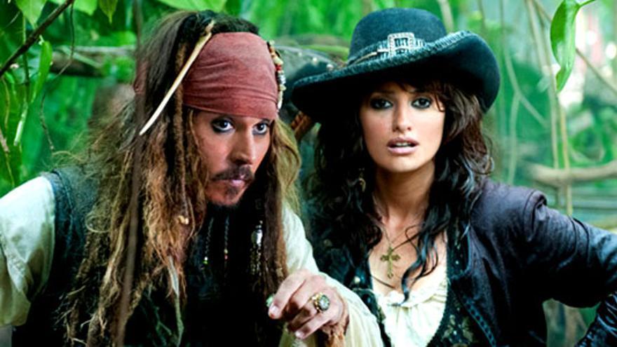 Los 'Piratas del Caribe' de Pe, para abrir el año con fuerza en Antena 3