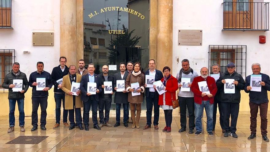 Los alcaldes de los municipios afectados por la desinversión en la línea C3 también protestarán en Madrid