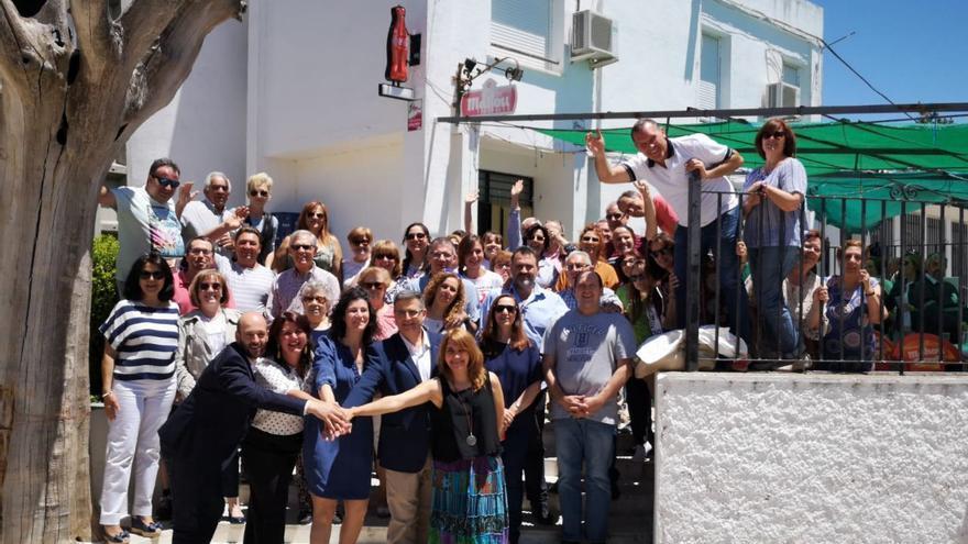 Nueva Corporación municipal en Almendros