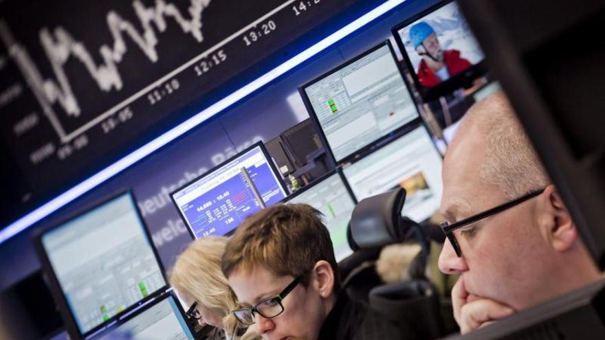 La Bolsa de Fráncfort sube un 0,06 por ciento en la apertura