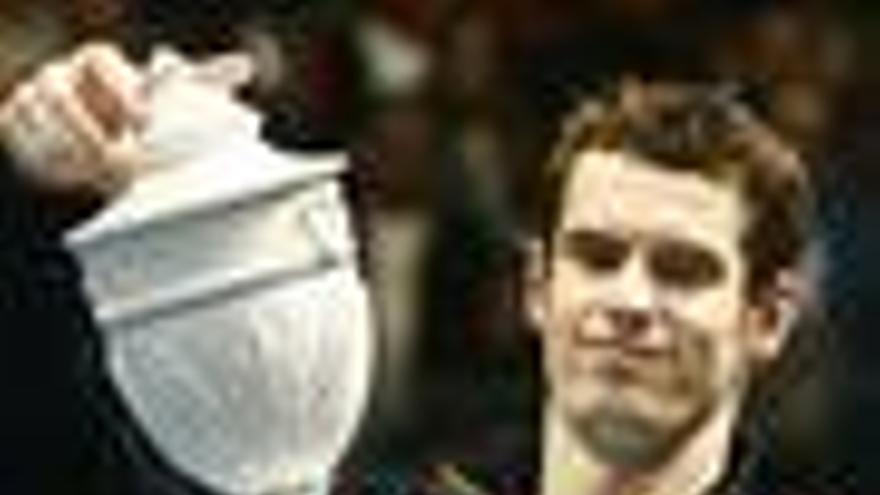 Murray se corona como el primer campeón en el Ágora