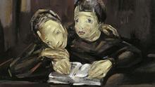 Obra de la pintora María Blanchard que se mostrará en la exposición del Casyc.